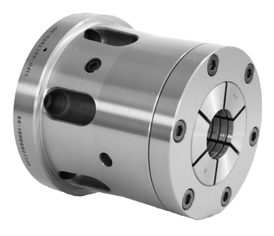 MSCTN/ISO-A collet holders
