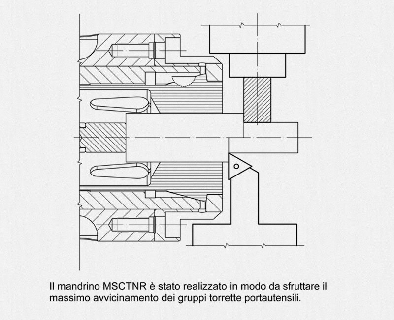msctnr iso a technical drawing